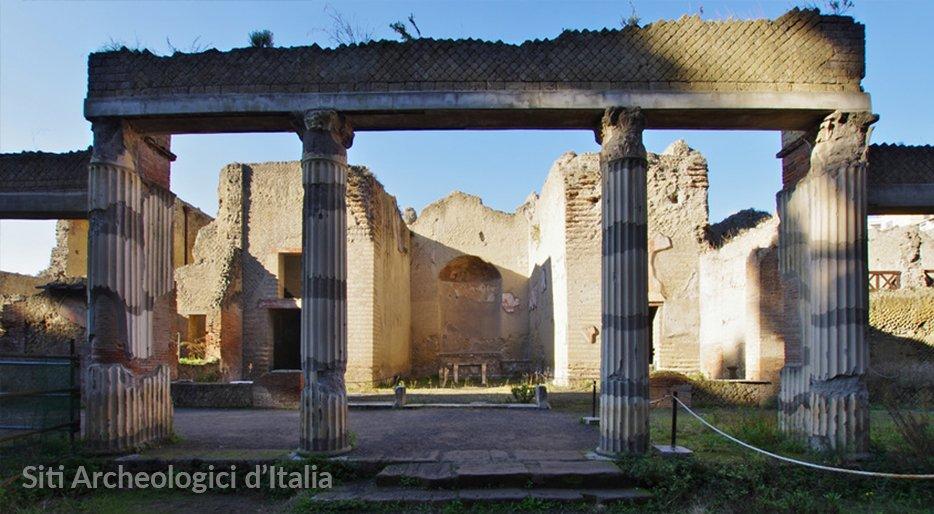 Scavi di ercolano la magia della citt sepolta dalla lava for Case logic italia