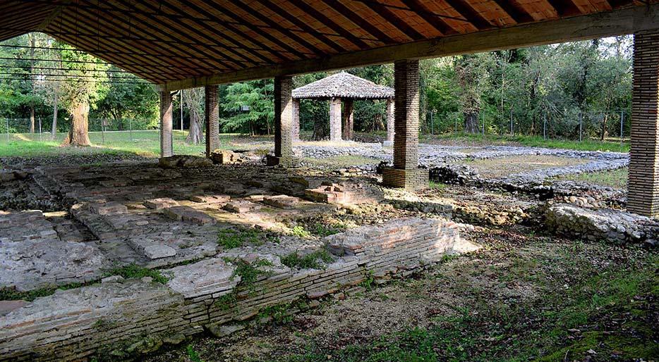 villa romana di torre