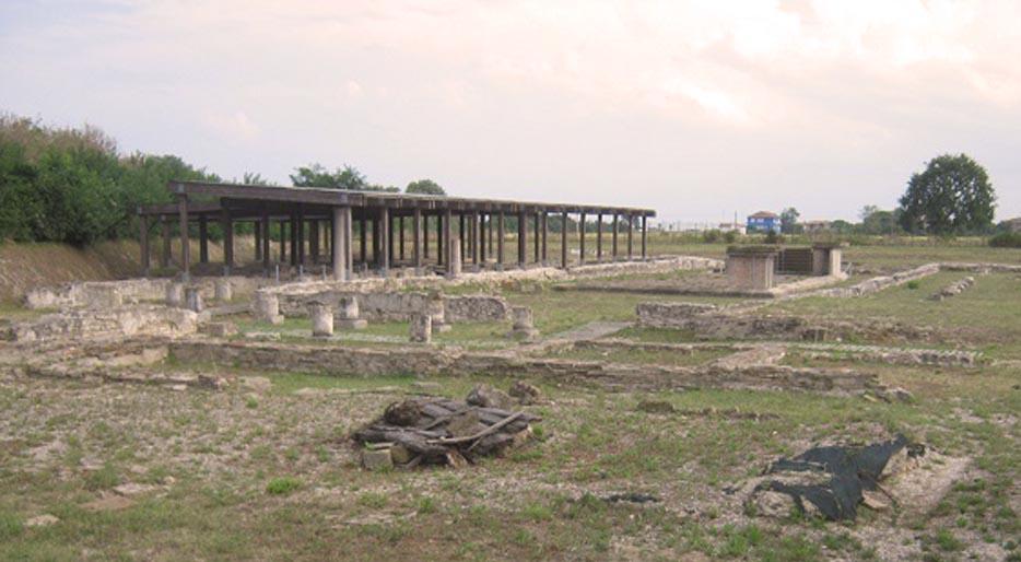 parco archeologico di Potentia