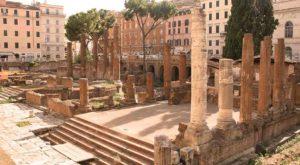 Area archeologica di piazza Argentina