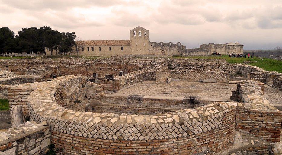 parco archeologico venosa