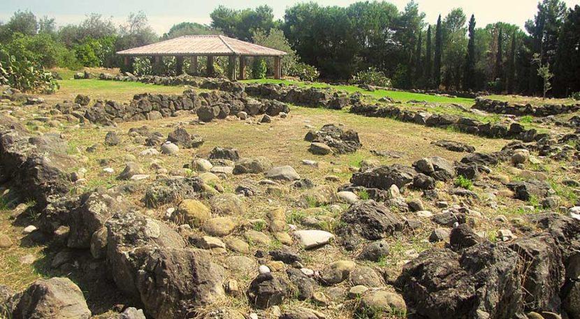 parco archeologico giardini naxos