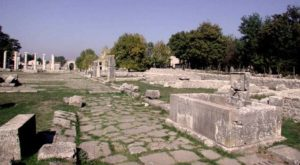 parco archeologico di sepino