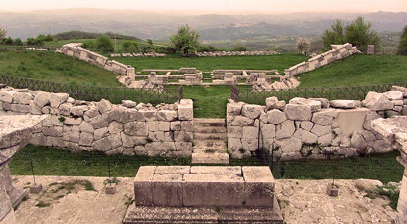 santuario di pietrabbondante