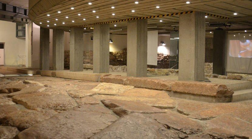 spazio archeologico sotterraneo