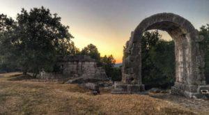 parco archeologico di carsulae