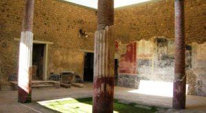 scavi archeologici di Stabiae