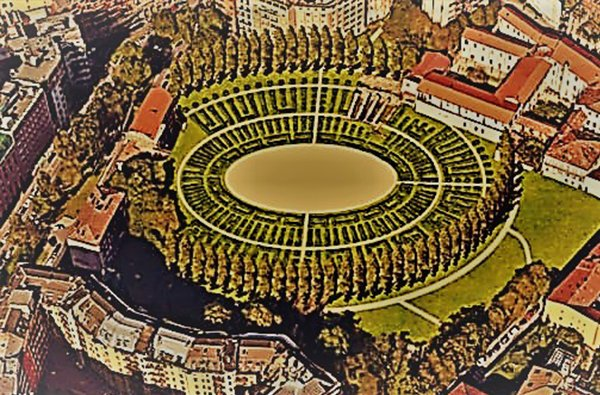 anfiteatro green milano