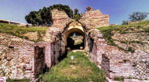 parco archeologico di Larino