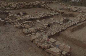 Una villa di età romana.