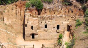 sito etrusco di baratti e populonia