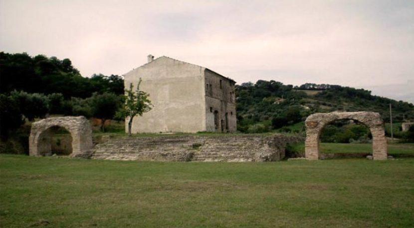 parco archeologico cupra marittima