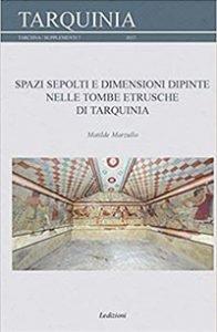 libro sulle tombe etrusche di tarquinia