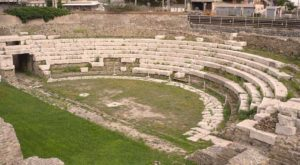 Parco archeologico di Albintimilium Nervia (Ventimiglia)