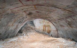 la sala della sfinge domus aurea roma