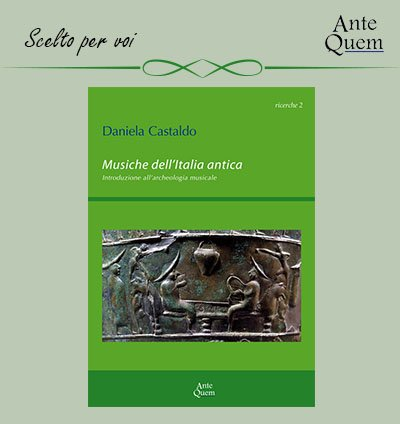 consigli di lettura, musiche italia antica