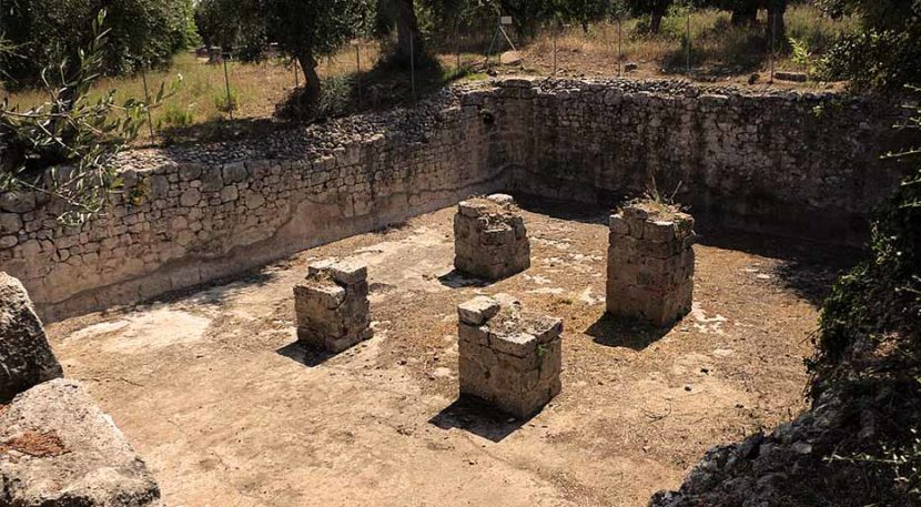 parco archeologico cosa ansedonia