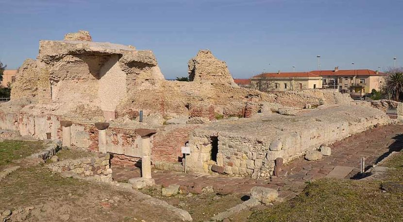 parco archeologico di turris libisonis