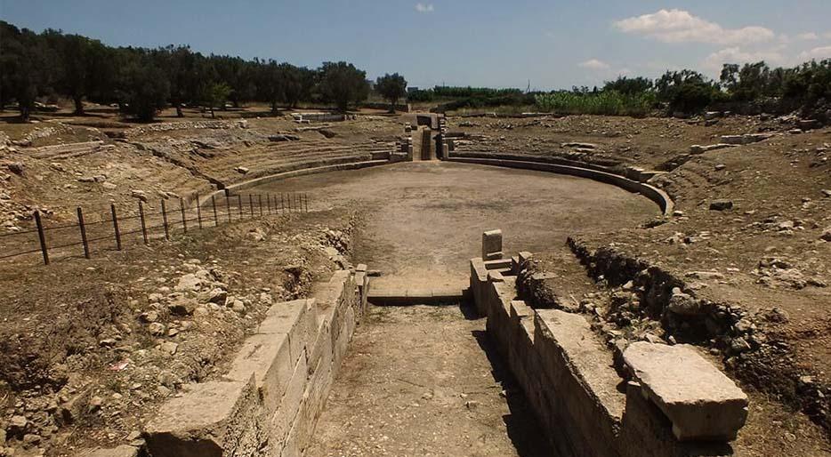 Parco archeologico di Rudiae