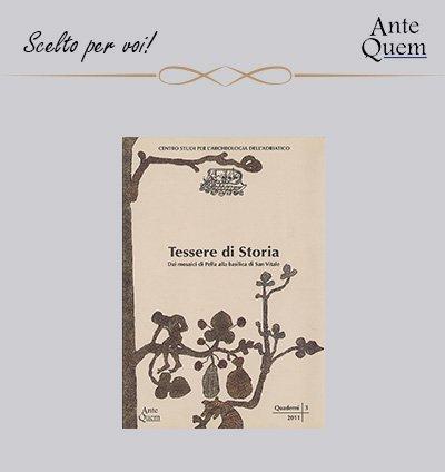 copertina del libro consigliato Tessere di Stoia