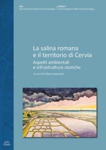 Saline Cervia, copertina libro