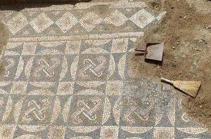mosaici della villa di teodorico