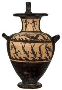 hydria etrusca pittore di micali