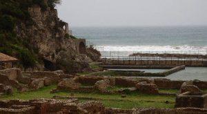 villa e grotta di tiberio a Sperlonga